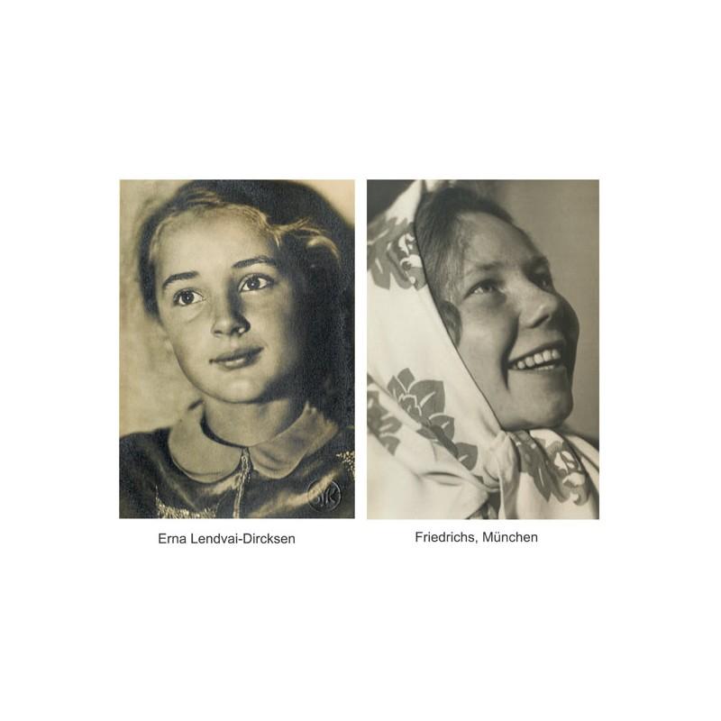 LENDVAI-DIRCKSEN, Erna und Friedrich, München (u.a.): Original-Fotografien (ca. 1934)
