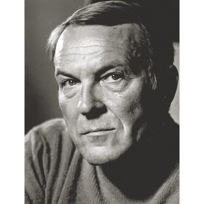 Hilde ZEMAN: Der Schauspieler Hans Cossy. Original Fotografie (1960er Jahre)