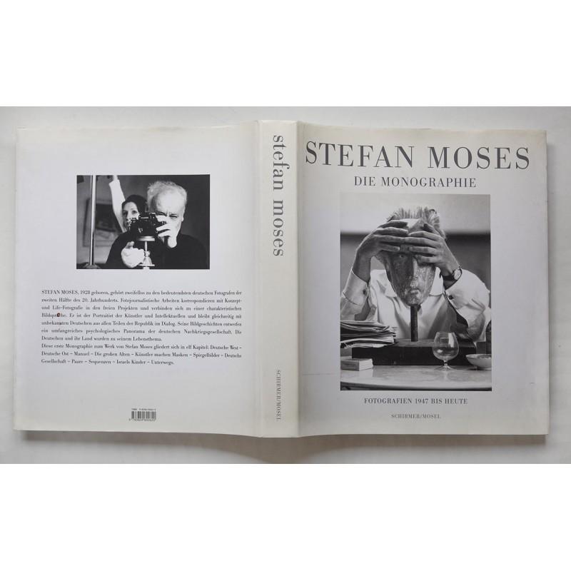 MOSES, Stefan: STEFAN MOSES. Die Monographie. Fotografien 1947 bis heute (2002)
