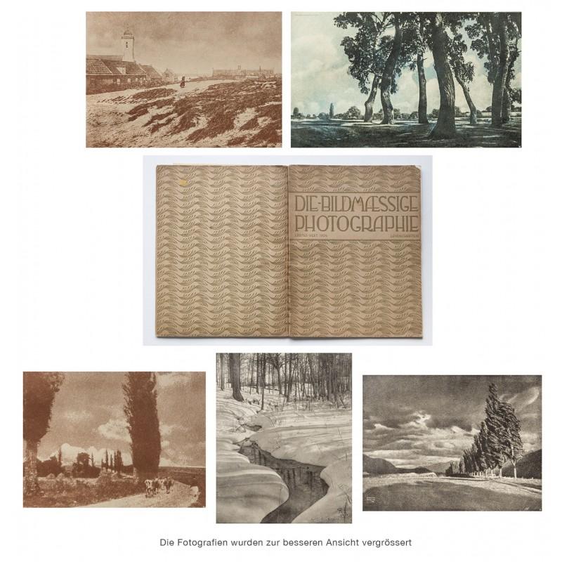 Matthies-Masuren, F. (Herausgeber) und W.H. Jdzerda: Die bildmässige Photographie (1904)