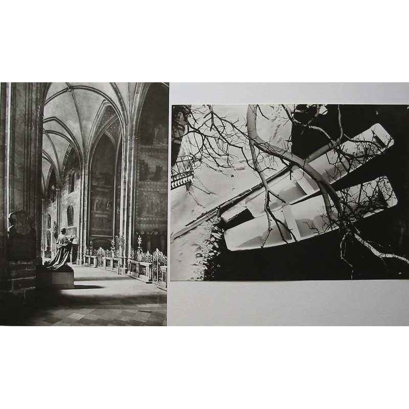 EHM, Josef: PORTFOLIO mit 18 Original-Fotografien.