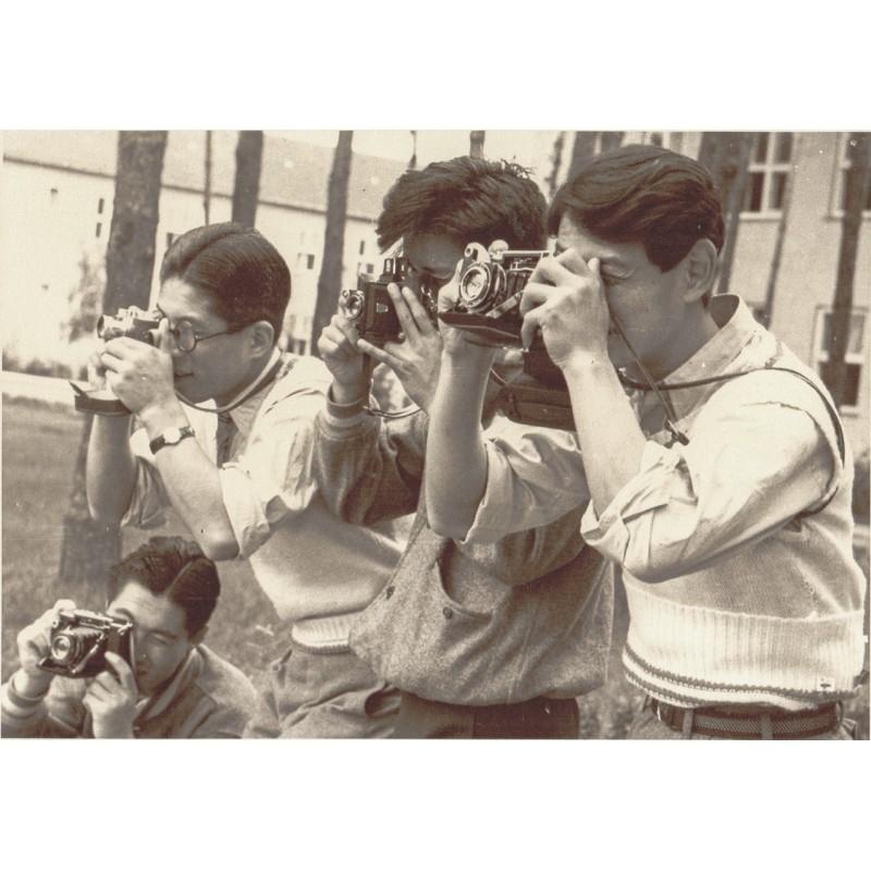 Joseph Schorer: Olympic Games Berlin 1936: Japanese Photographs taken snaps. Original photography.