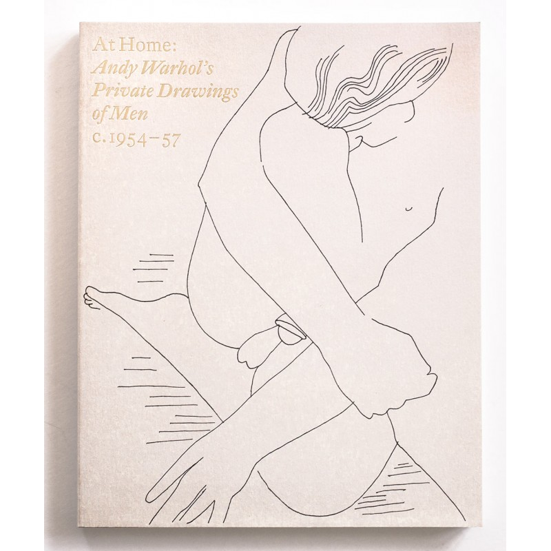 Andy Warhol's Private Drawings of Men 1954 - 57 (2008)