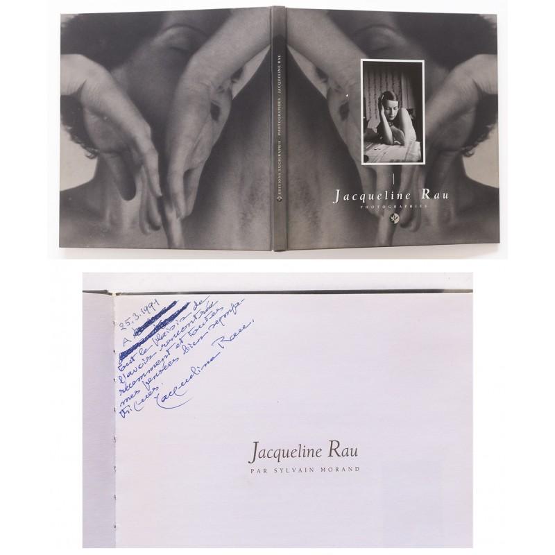 RAU, Jacqueline: Photographies par Sylvain Morand (1991)