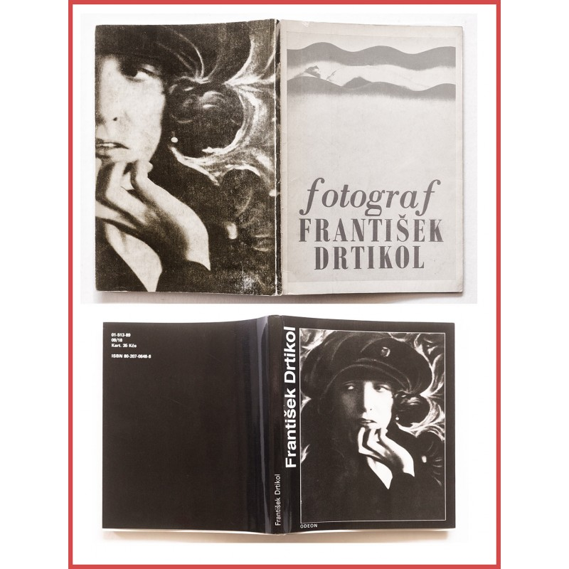 Frantisek Drtikol - Two photographer monographs (1972 and1988)