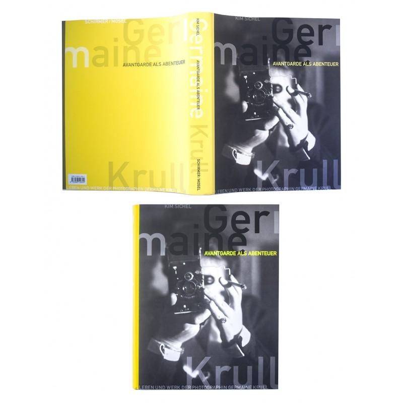 Germaine KRULL: Leben und Werk der Photographin (1999)