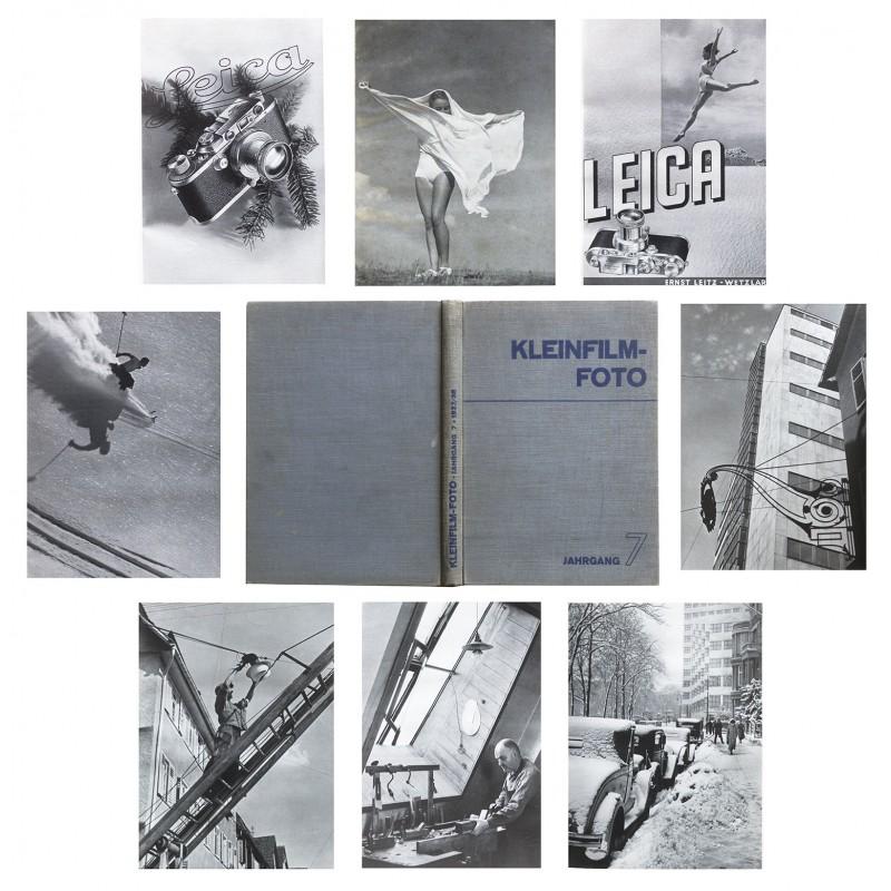 Kurt EMMERMANN: Kleinfilm-Foto. Jahrgang 1937 - 1938, Hefte 1 - 6