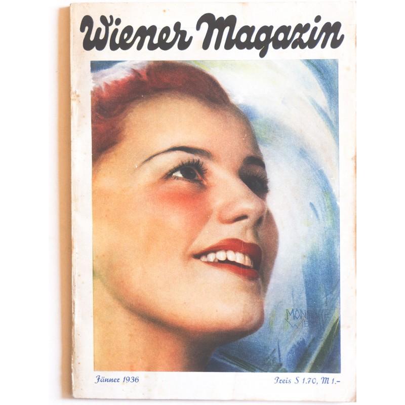 Wiener Magazin. Heft 01 / 1936.