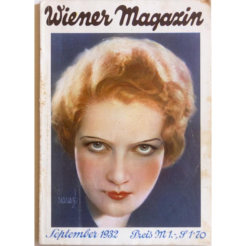 Wiener Magazin. Heft 09 / 1932.