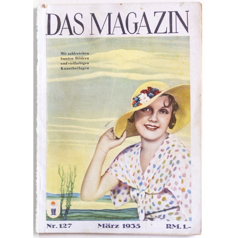 Das MAGAZIN: Heft März 1935
