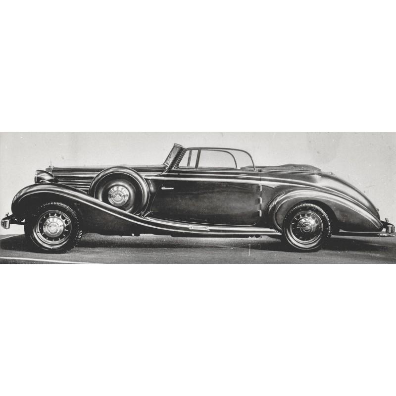 Maybach Type W6 DSG Cabriolet. Original Fotografie (1930er Jahre)
