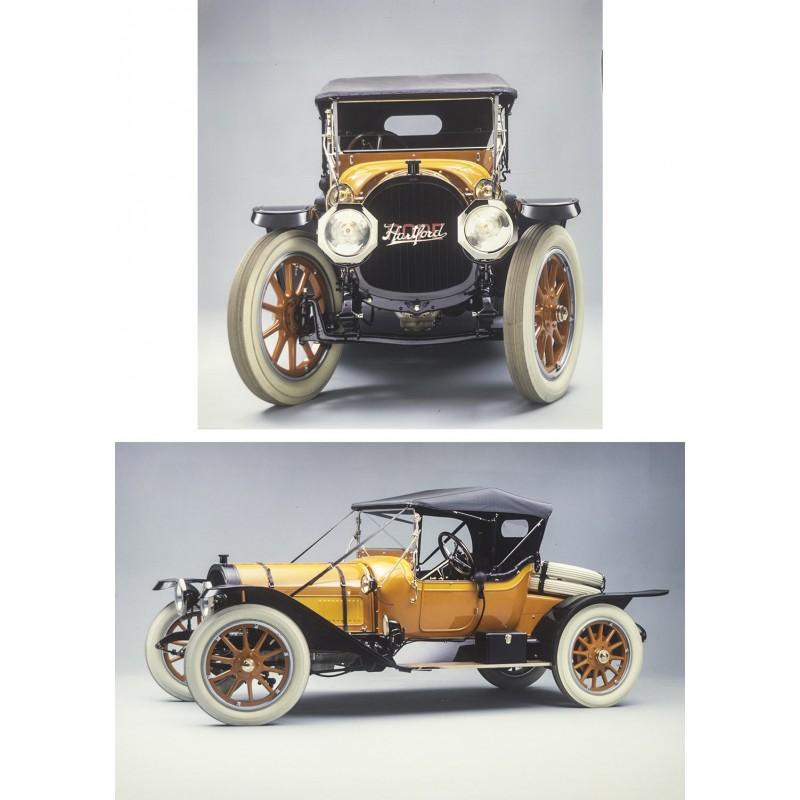 Prosper du Bois-Reymond: POPE-HARTFORD Modell 29, 1913.