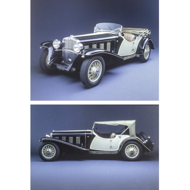 Prosper du Bois-Reymond (Foto Studio Zürich): FIAT 525 SS (1930)