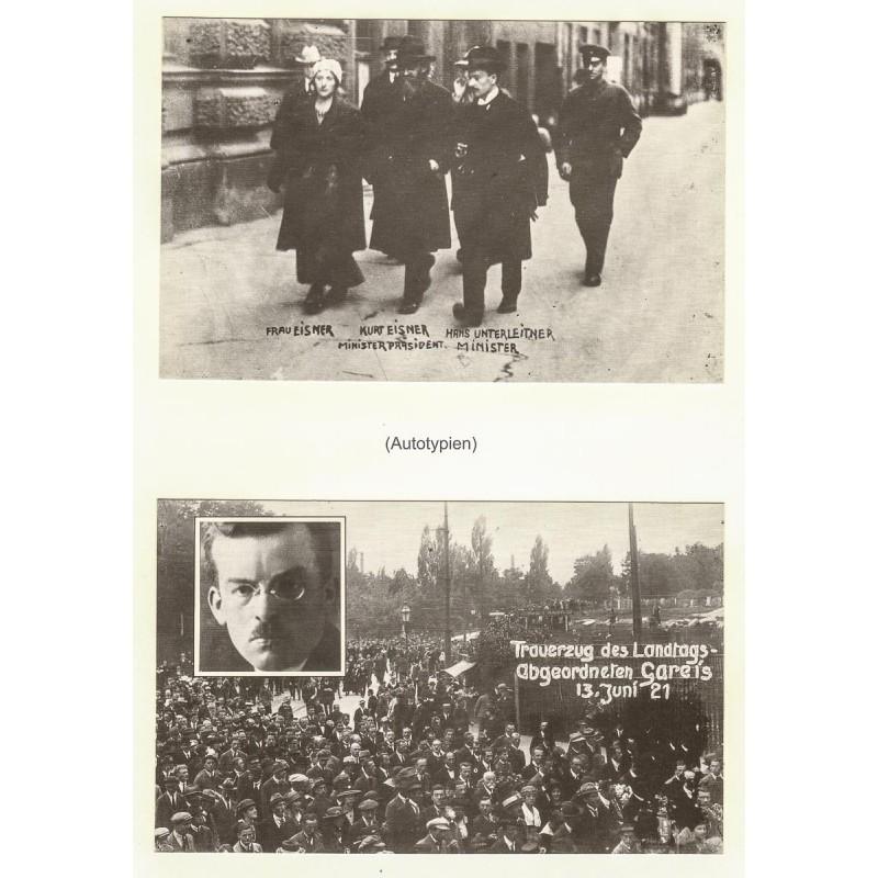 Der Sozialist und spätere weltbekannte Fotograf Josef BREITENBACH in einem Foto-Album (1911 - 1932)