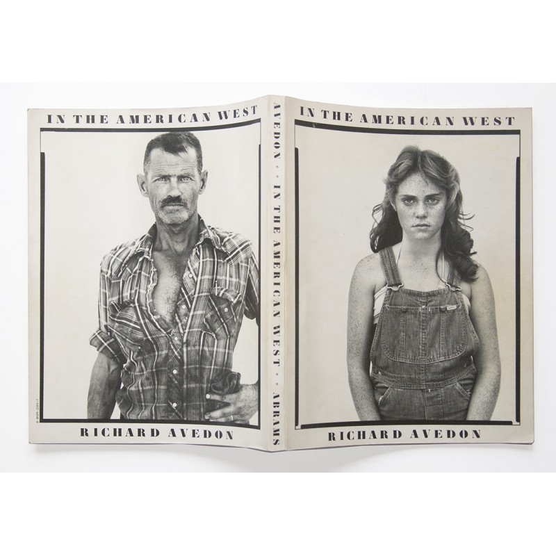 AVEDON, Richard: In the American West (1985)