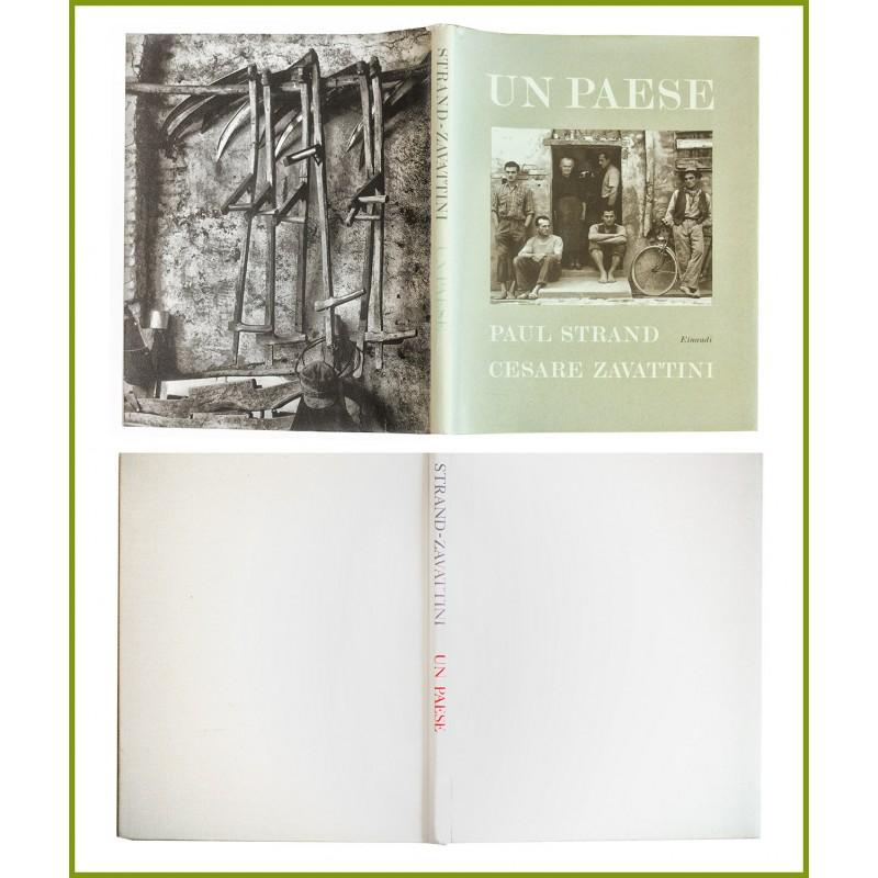 STRAND, Paul und Cesare Zevattini: Un Paese (1955)