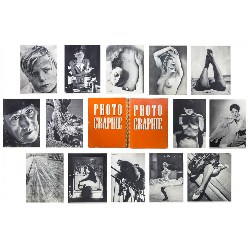 Arts et Metiers Graphiques, Paris:PHOTOGRAPHIE 1932