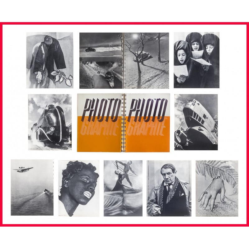 Paris, Arts et Metiers Graphiques:PHOTOGRAPHIE Annual 1936(Photo 1936)