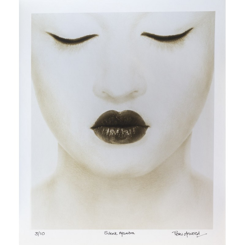 PeterArnold: Silent Mantra.Original photography (2006?)