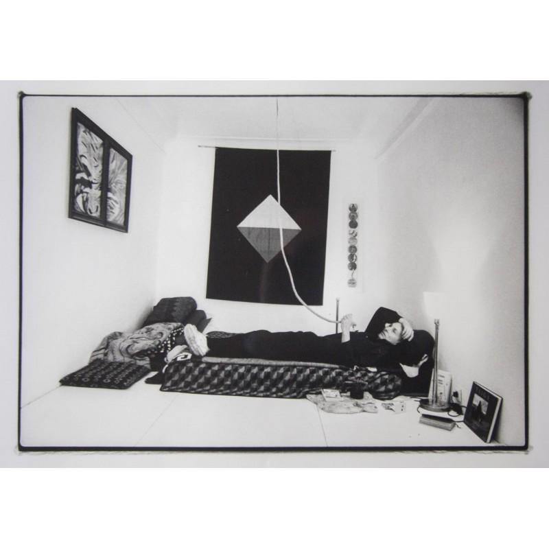 Stefan MOSES: Bildnis von Herbert Achternbusch. Original Fotografie (1995)