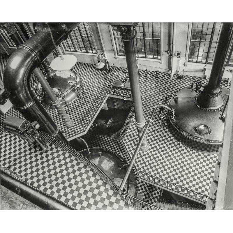 N. Laugesen: Tuborg Brewery.Original photography (1937 - print 1950er)