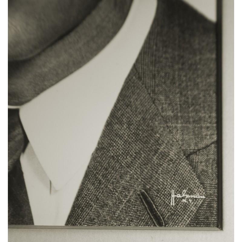 Philippe HALSMAN:Porträt von Robert Kennedy. Original Fotografie (1960er Jahre)