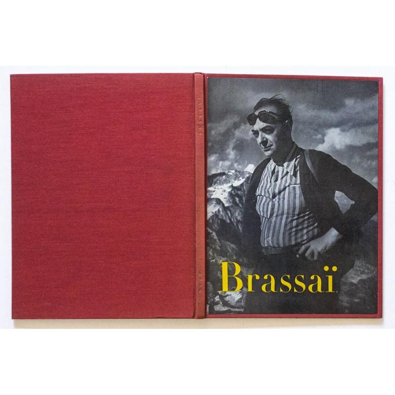 Mit handschriftlicher Widmung - BRASSAI. Paris, Edition NEUF, 1952