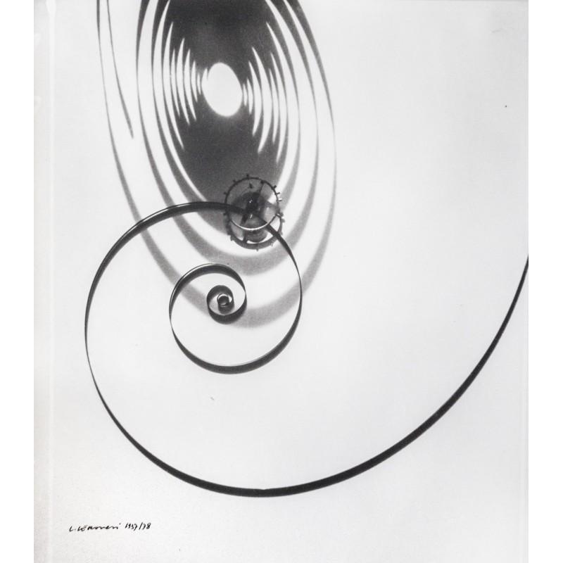 Veronesi, Luigi: Fotogramm. Original Fotografie (1937) - Abzug von 1978)