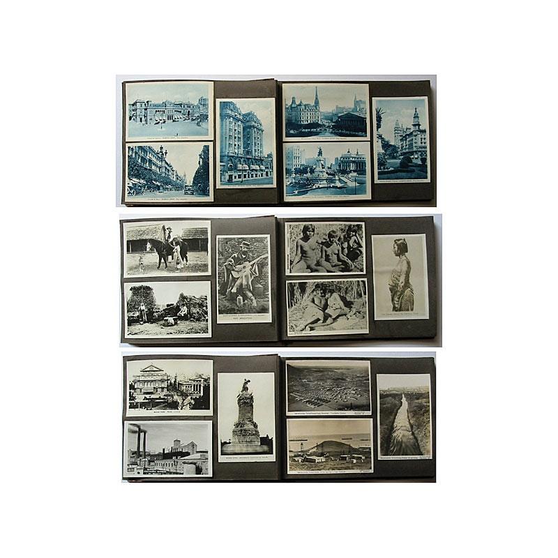 Argentina - Album with 27 images (ca. 1925)